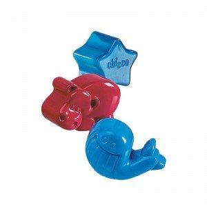 قطعات جورچین کلبه حیوانات chicco مدل 64273