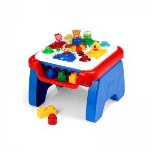 میز موزیکال آبی chicco مدل 67221