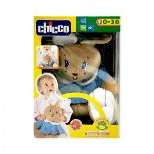 عروسک خرگوش چراغدار  chicco مدل 68642