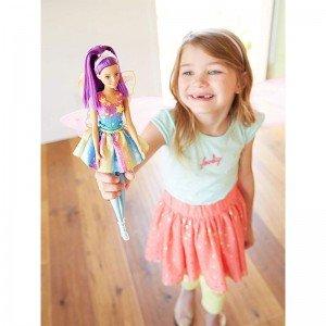 خرید عروسک باربی بالدار مدل FJC85
