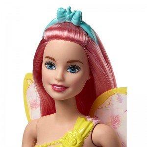 خرید عروسک باربی بالدار مدل FJC88