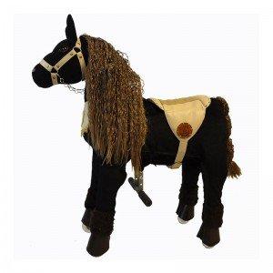 خصوصیات اسب رکابدار شبديز زیبا