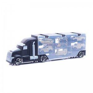 کامیون نظامی حمل خودرو مدل 867