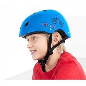 کلاه ایمنی پسرانه آبی