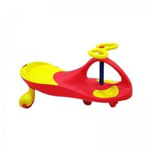 پلاسماکار چرخ ژله ای قرمز زرد مدل 8097