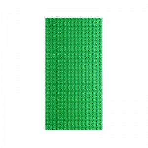 صفحه لگو کلاسیک سبز تیره 38*19.5 مدل 8803