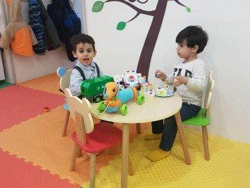 خانه بازی کودک رنگین کمان