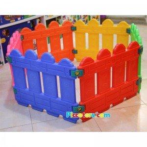 خرید استخر توپ و پارک حفاظ نرده کودک مدل 60162