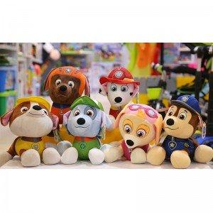 عروسک پولیشی سگهای  نگهبان پاوپاترول 9603