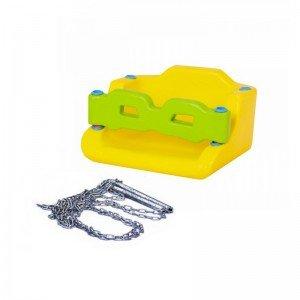 کفی تاب حفاظ دار زرد پیکو با زنجیر  مدل 30091