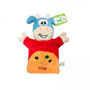 پاپت و عروسک نمایشی گاو مدل 100132