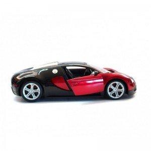 قیمت ماشین کنترلی بوگاتی مشکی قرمز مدل 1004