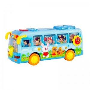قیمت اتوبوس مدرسه  HUILE TOYS مدل 908