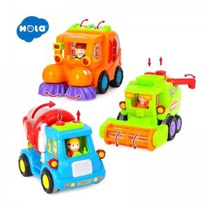 HUILE TOYS