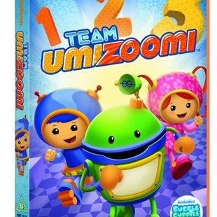 مجموعه کارتون های جذاب و موزیکال (بالاي سه سال) Team Umizoomi