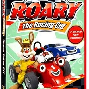 مجموعه کارتون های(بالاي 3سال) RoaryThe Racing Car
