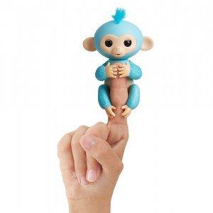 خرید میمون رباتیک فیروزه ای