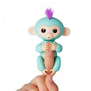 میمون رباتیک فیروزه ای