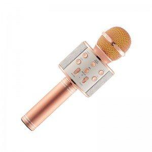 میکروفون اسپیکر دار گلدرز مدل 858