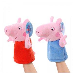 عروسک نمایشی جرج پپاپیگ Peppa Pig مدل 8173