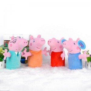 خرید عروسک نمایشی ددی پیگ Peppa Pig مدل 8173
