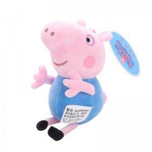 عروسک 15 سانتی جورج پیگ Peppa Pig مدل 8168