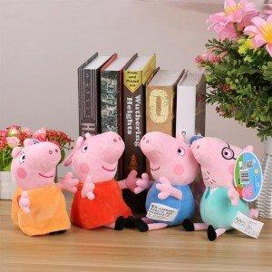 فروش عروسک 15 سانتی مامی پیگ Peppa Pig مدل 8168