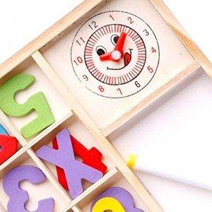 قیمت بازی چوبی آموزش ریاضی طرح B مدل 0821