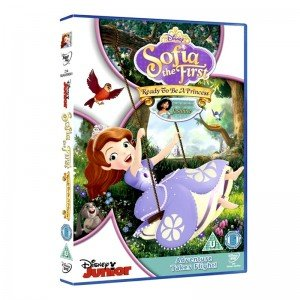 دی وی دی  کودک Sofia The First 1 DVD