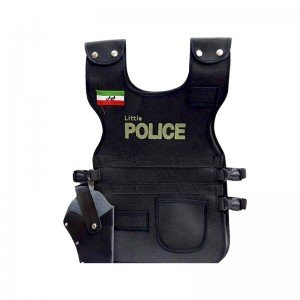 جلیقه پلیس همراه با غلاف کلت مدل 7535