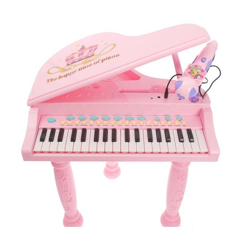 پیانو صورتی کودک