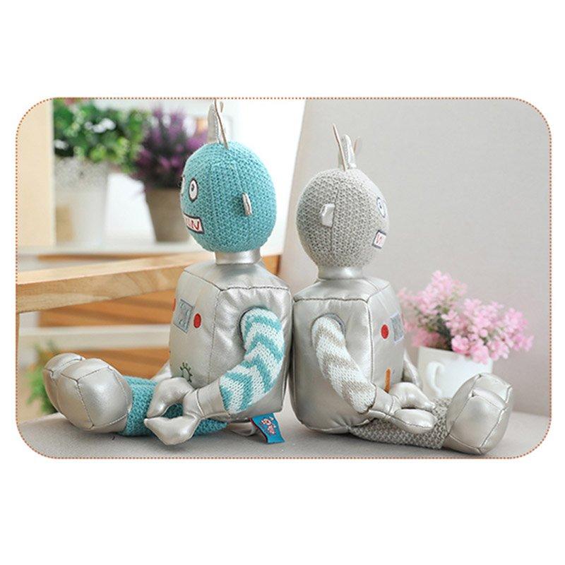 عروسک پولیشی ربات