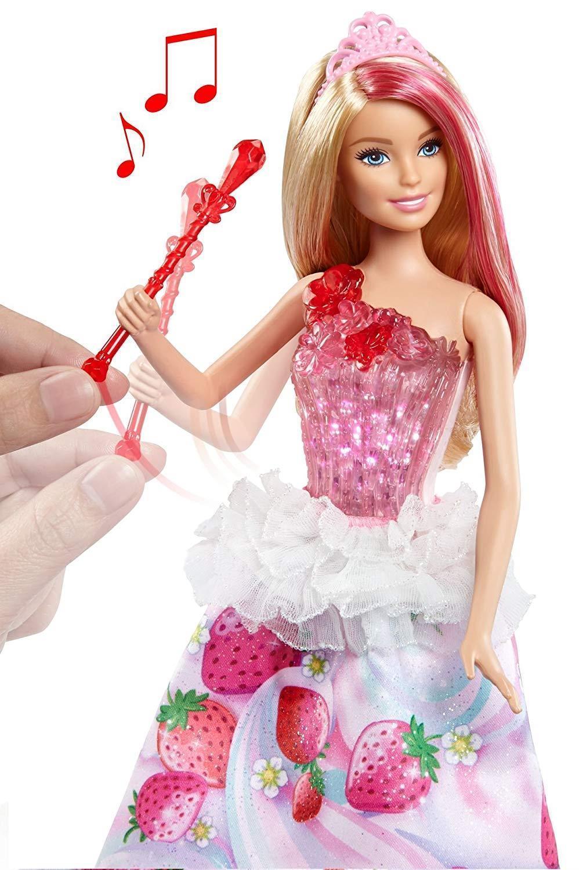 عروسک موزیکال باربی