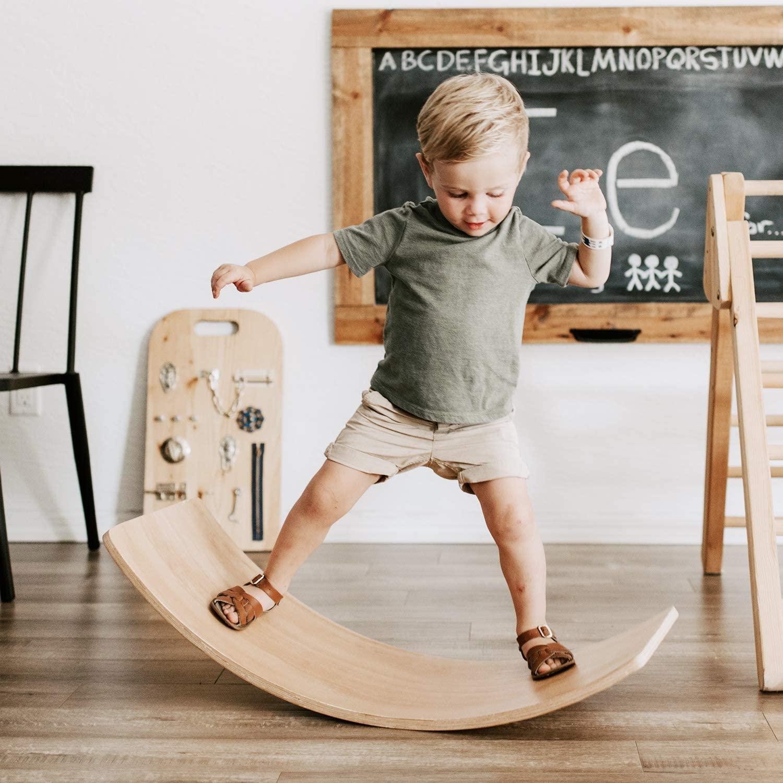 برد تعادلی کودک
