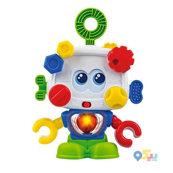 خرید اسباب بازی ربات بازی موزیکال winfun