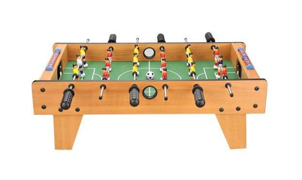 فوتبال دستی رومیزی کودک