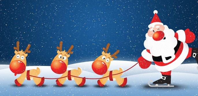 عروسک بابانوئل موزیکال