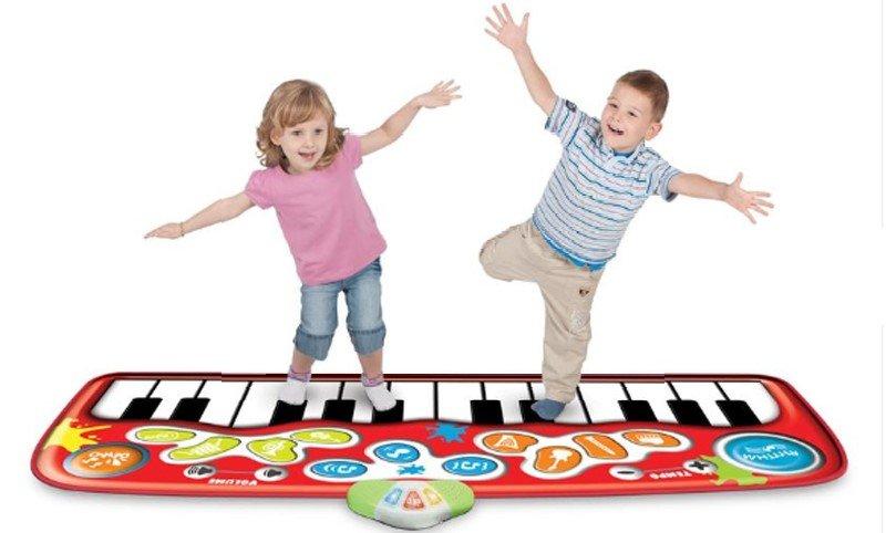 پیانو فرشی کودک