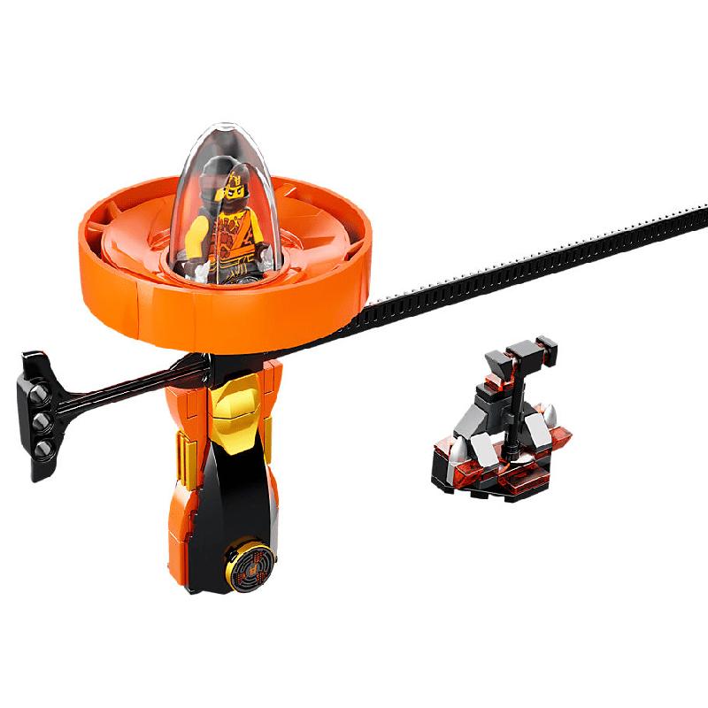 لگو نینجاگو کول مدل LEGO NINJAGO Cole  70637