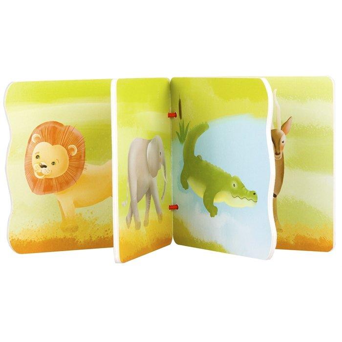 کتاب چوبی کودک