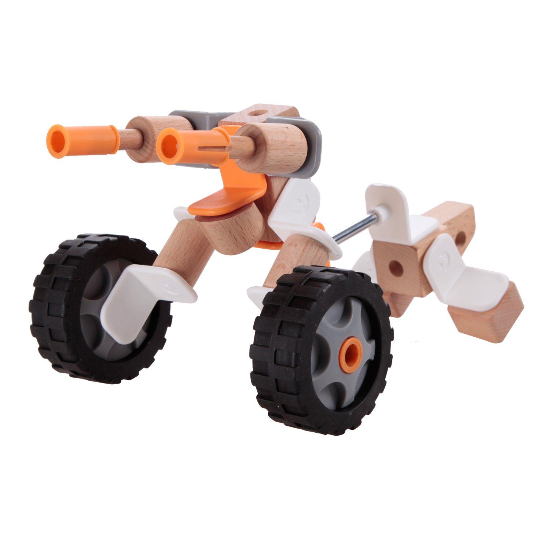 موتور اسباب بازی چوبی