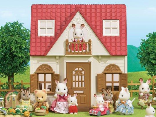 خانه عروسک سیلوانیان فامیلیز