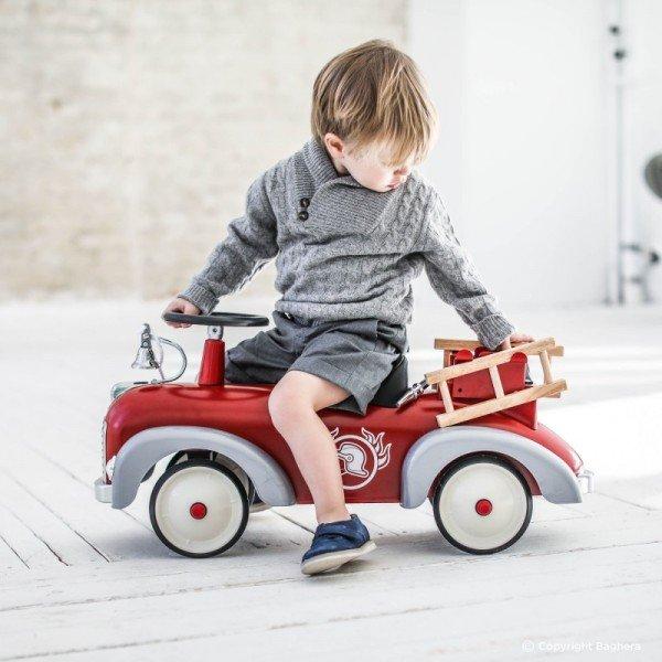 ماشین کودک پایی