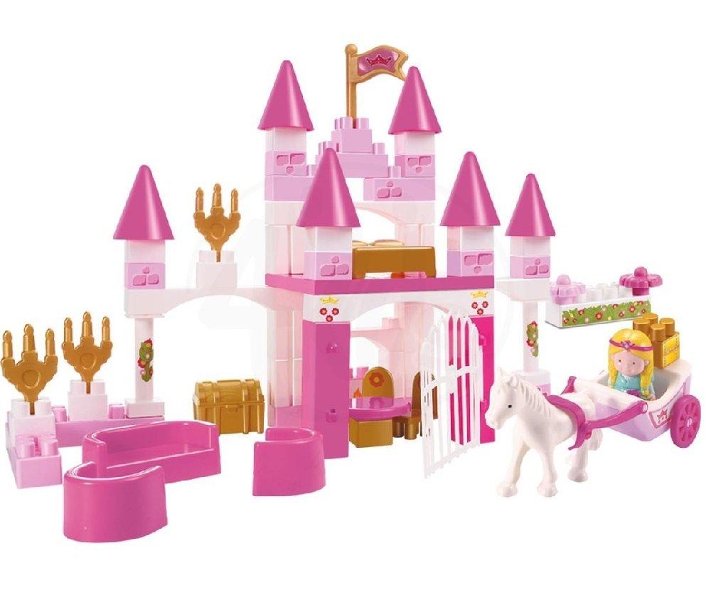 پازل و جورچین قصر ساختنی پرنسس ecoiffier 1393