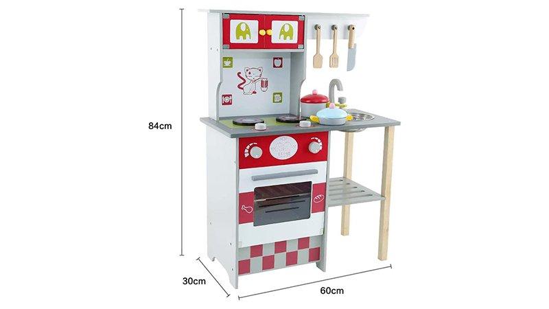 خرید آشپزخانه کودک چوبی