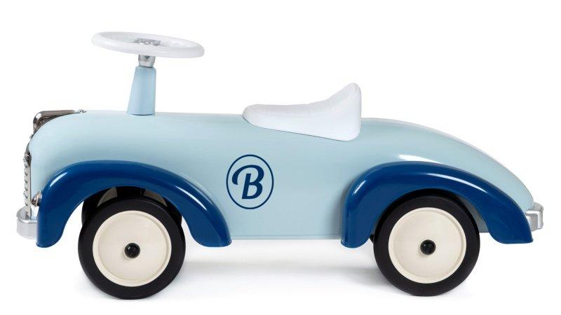 ماشین کودک فلزی پایی