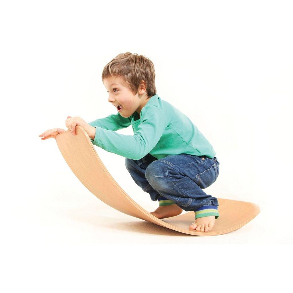 برد تعادلی چوبی