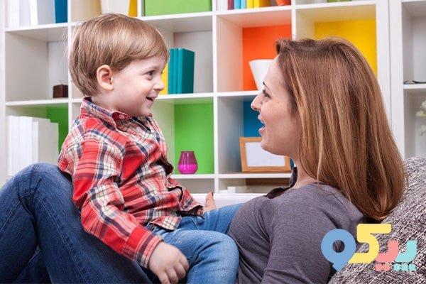 اصول ارتباط موثر با کودک