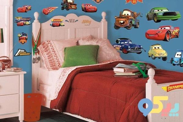 ایده تزئین دکور اتاق نوزاد
