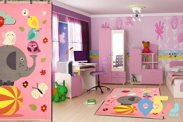 فرش مخصوص کودک چیست
